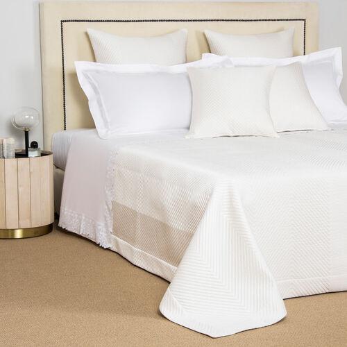 Luxury Herringbone Decorative Pillow