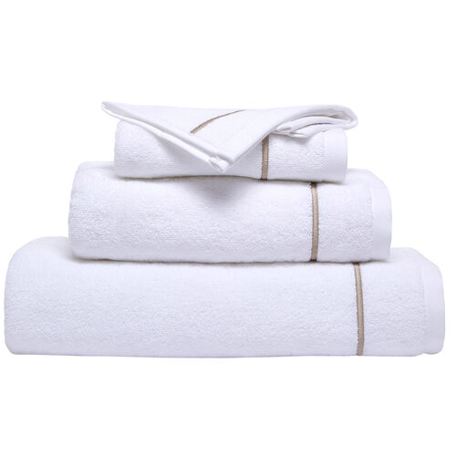 One Bourdon Bath Sheet