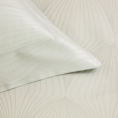 Imperial Duvet Cover Pearl Grey hover image