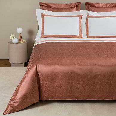 Luxury Glowing Weave Duvet Cover image