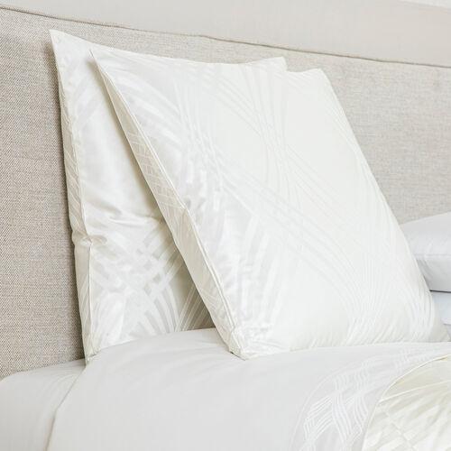 Gant Luxury Decorative Pillow Ivory/Ivory