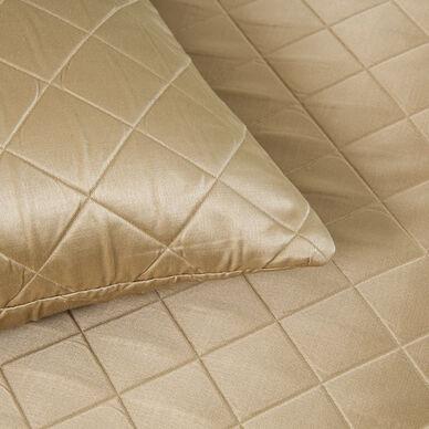 Luxury Lozenge Decorative Pillow hover image