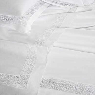 Forever Lace Duvet Cover hover image