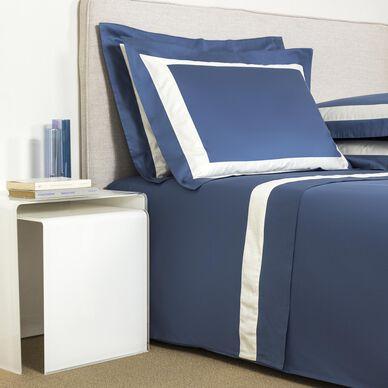 New Horizon Sheet Set Brit Blue Ivory image