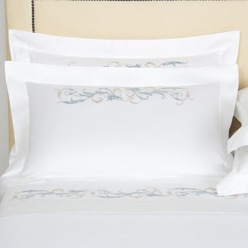 Tracery Embroidered Sham