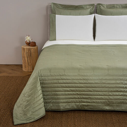 Imperial Light Quilt Sage