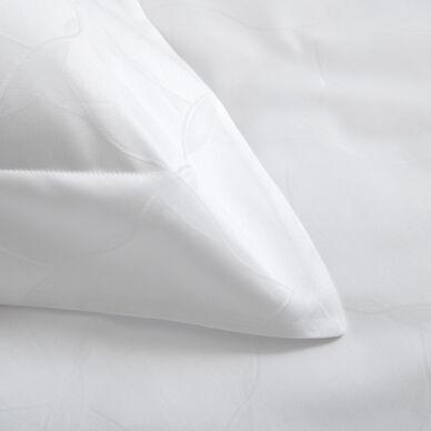Terragona Duvet Cover White