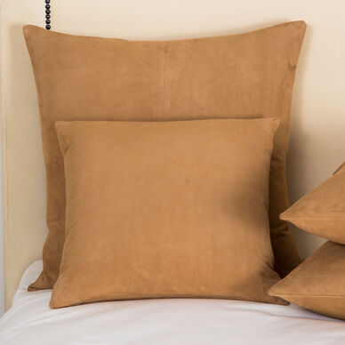 Luxury Suede Decorative Pillow image