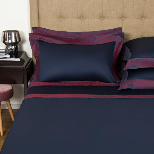 Chateau Border Sheet Set