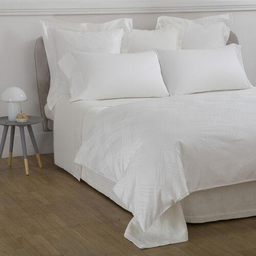 Gant Luxury Bedspread Ivory