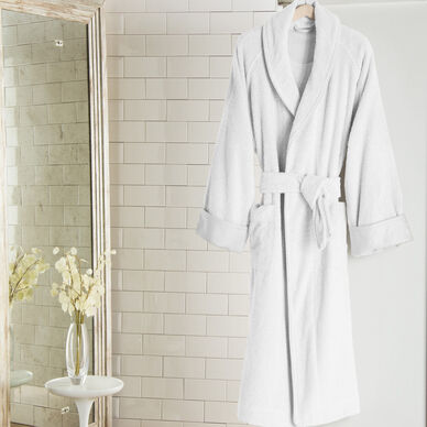 Unito Shawl Collar Bath Robe image