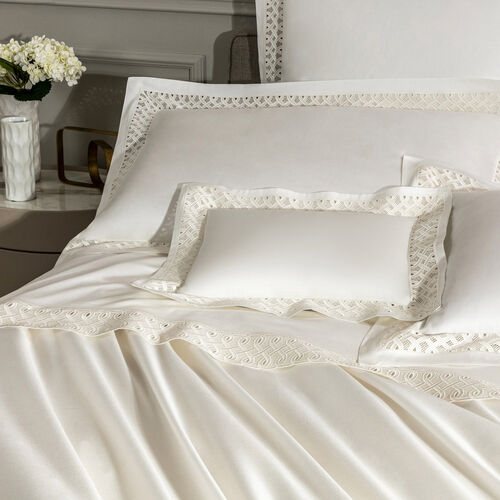 Auspicious Lace Sheet Set