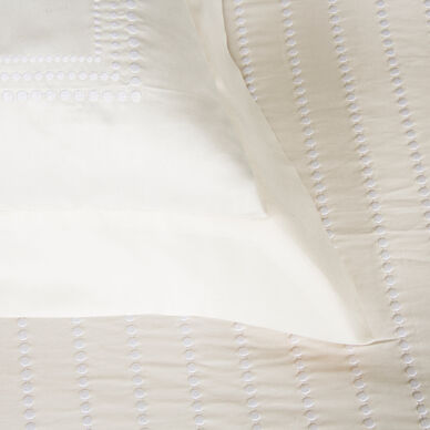 Sfere Embroidered Euro Sham