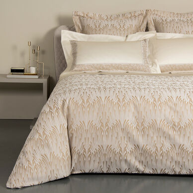 Fountain Duvet Cover