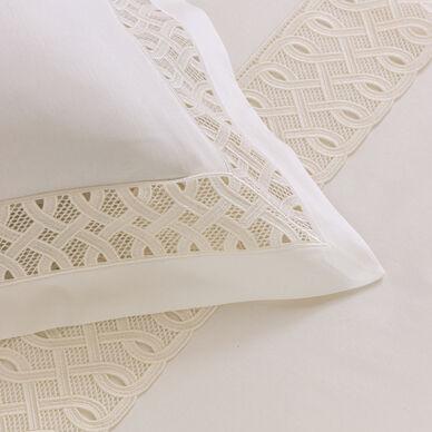 Auspicious Lace Sheet Set hover image