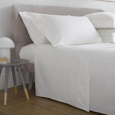 Gant Border Sheet Set Ivory