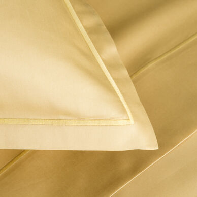 Amelia Euro Pillowcase Sage Green