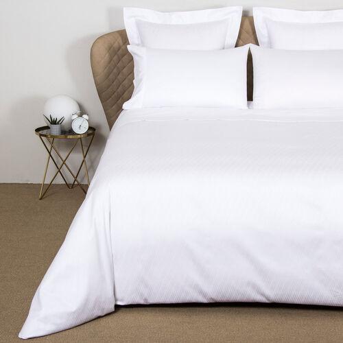 Taormina Duvet Cover White