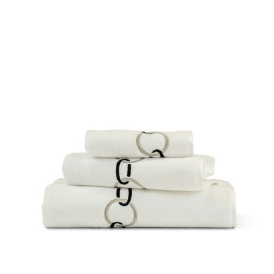 Links Embroidered Bath Towel image
