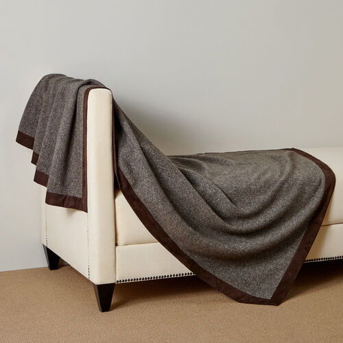 Tuileries Throw Beige