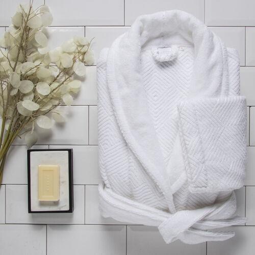 Diamonds Bath Robe