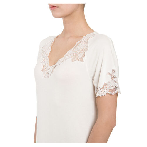 Cameo Short Sleeve Nightgown