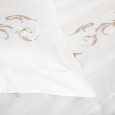 Tracery Embroidered Sham hover image