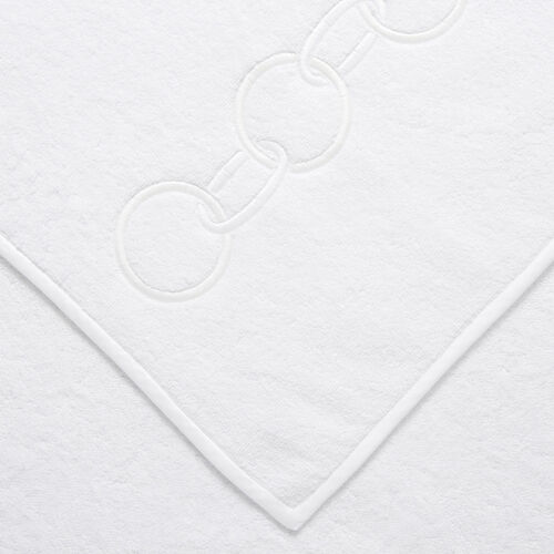 Links Embroidered Bath Sheet