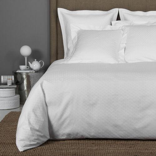 Savona Duvet Set White