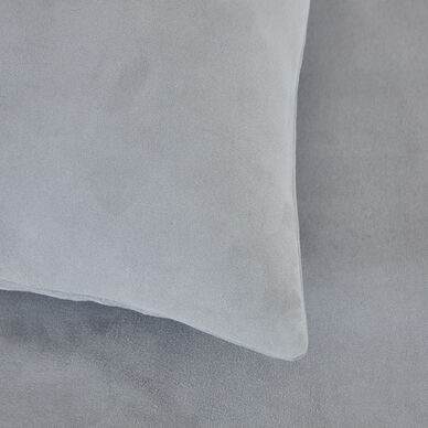 Luxury Suede Decorative Pillow hover image