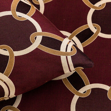 Luxury Chains Decorative Pillow hover image