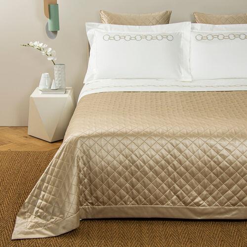 Luxury Lozenge Bedspread