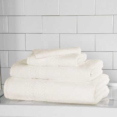 Checkerboard Hand Towel