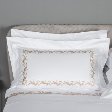 Zenith Embroidered Sham