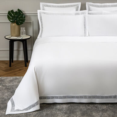 Forever Lace Duvet Cover image