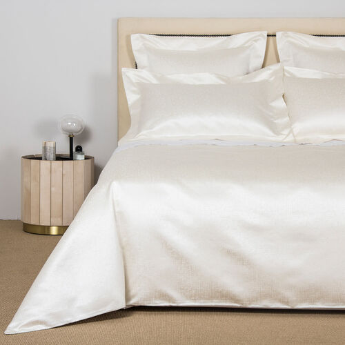 Luxury Glowing Weave Duvet Cover
