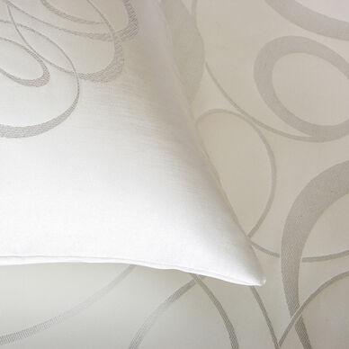 Luxury Sparkling Swirl Duvet Cover hover image