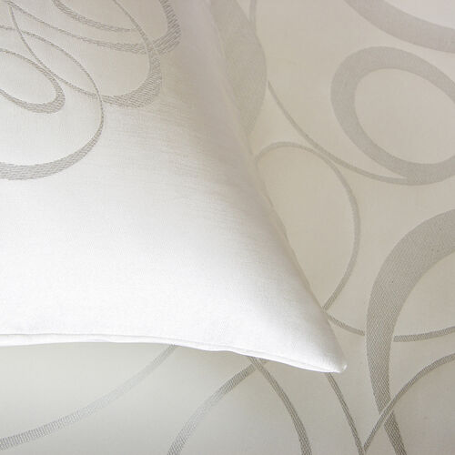 Luxury Sparkling Swirl Duvet Cover