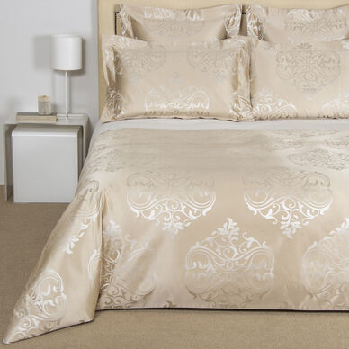 Luxury Ornate Medallion Duvet Cover image
