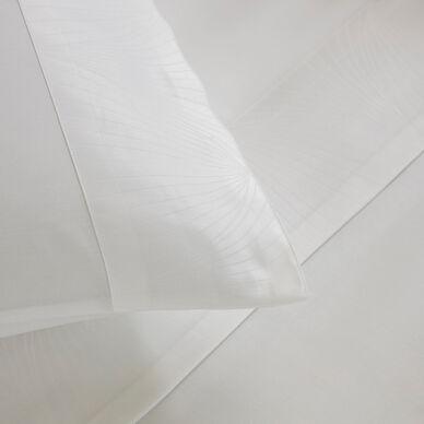 Imperial Border Sheet Set White hover image