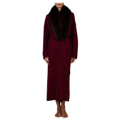 Fur Darling Robe image