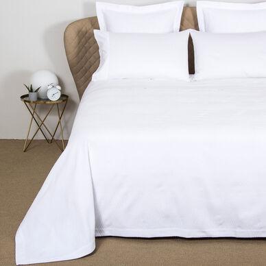 Taormina Luxury Bedspread White