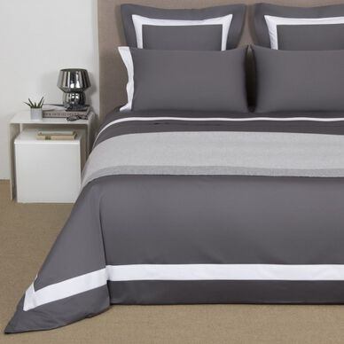 Drakkar Throw Grey