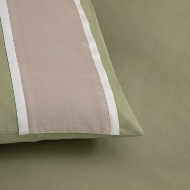 Fisico Duvet Cover Sage/Sand hover image