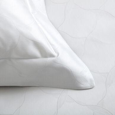Terragona Duvet Cover Pearl Grey