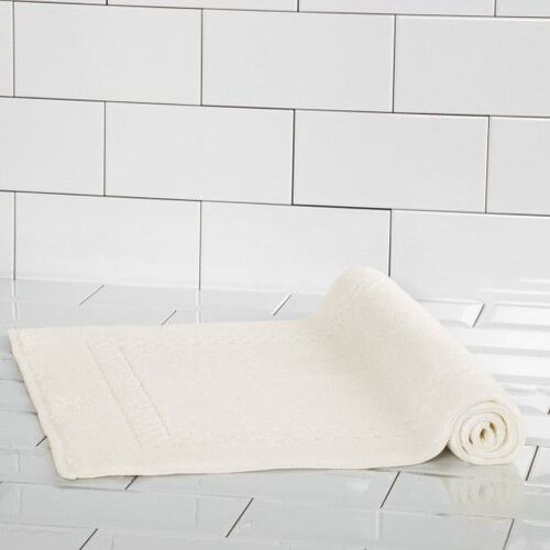 Checkerboard Bath Mat