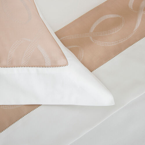 Ribbons Border Euro Sham