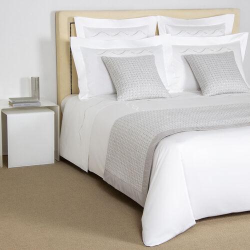 Luxury Luminescent Tweeds Decorative Pillow