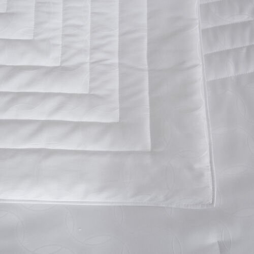 Sigurd Light Quilt White