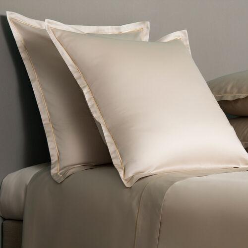 Amelia Euro Pillowcase Ecru
